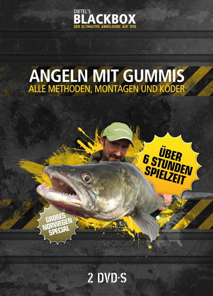 Dietel's Blackbox, Angeln mit Gummis (DVD)