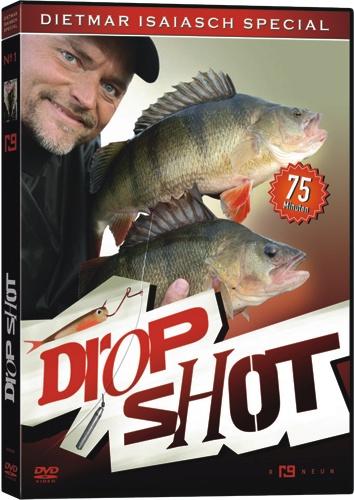Angeln mit der Drop Shot Montage (Dietmar Isaiasch, DVD)