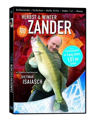 Angeln auf Zander in Herbst und Winter (Dietmar Isaiasch, DVD)