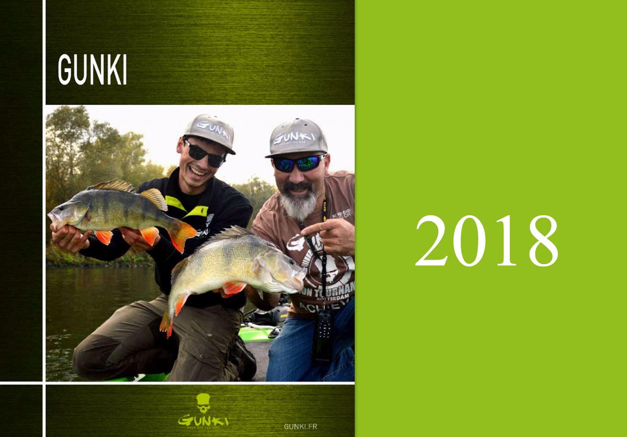 Gunki Katalog 2018