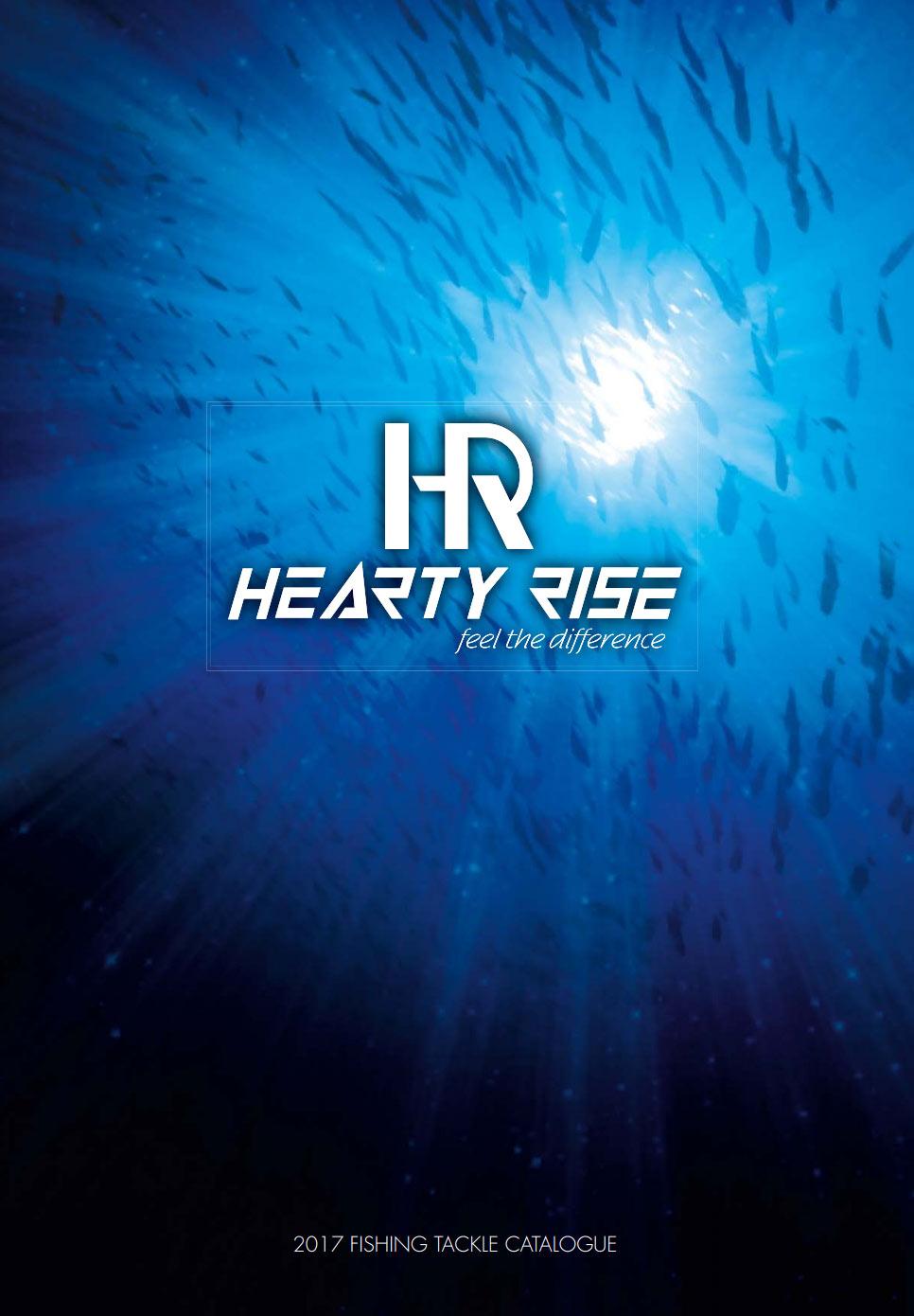 Hearty Rise Katalog 2017