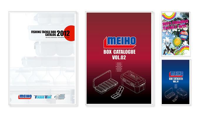 MEIHO Tackle-Boxen Katalog 20125