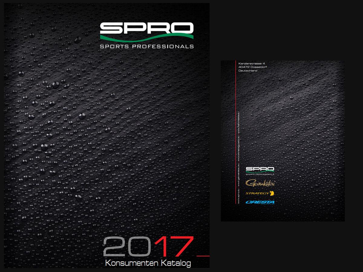 SPRO Katalog 2017
