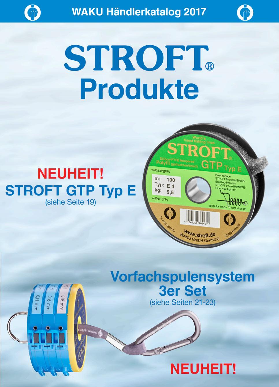 STROFT Katalog 2017