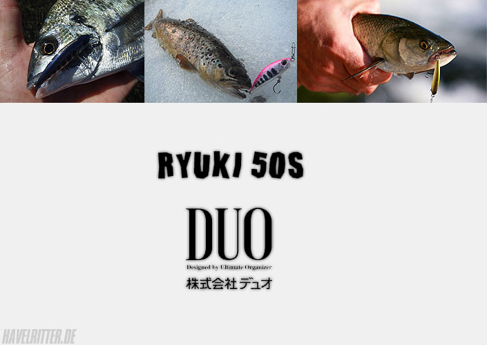 Duo Spearhead Ryuki S45 S50