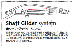 Bassday Shaft Glider System