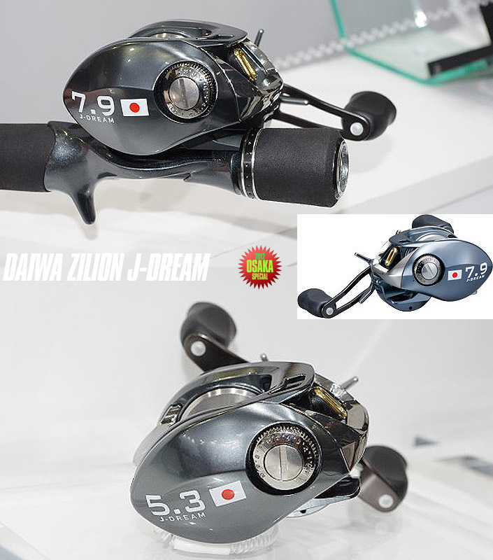 Daiwa Zillion J-Dream Limited Edition