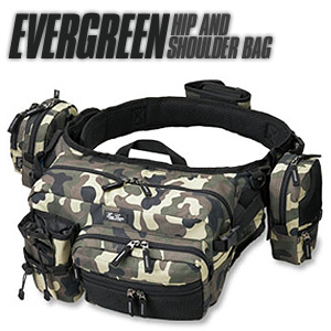 EverGreen Hip and Shoulder Bag