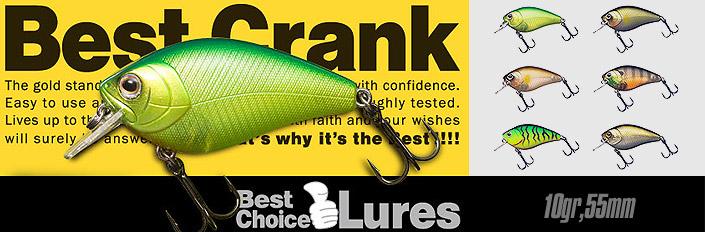 Fish Arrow Best Crank