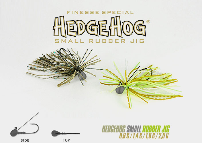 Megabass Hedgehog Small Rubber Jig