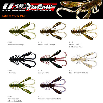Bait Breath Rush Craw