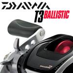DAIWA T3 Ballistic Testbericht auf TT