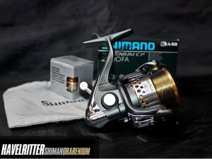 Shimano Rarenium CI4 2500 FA im Test (Stationärrolle)