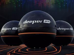 Deeper Fishfinder – Das Echolot fürs Handy