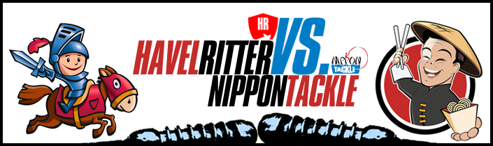 Havelritter vs. Nippon Tackle
