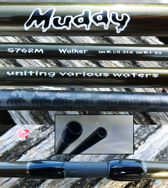 Tailwalk Muddy Walker Blank