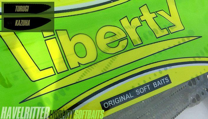 Liberty Turugi & Kazuha - Gummiköder mit Lakritzgeschmack