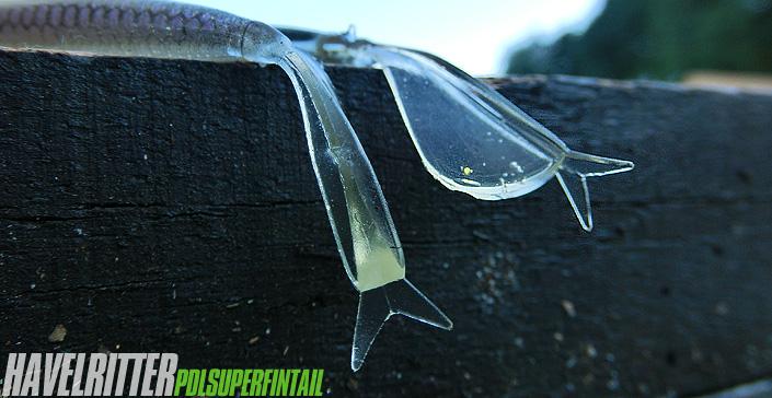 Tiemco PDL Super Fin Tail Schwanz / Fintaill