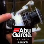 ABU Garcia New Revo S Angelrollen