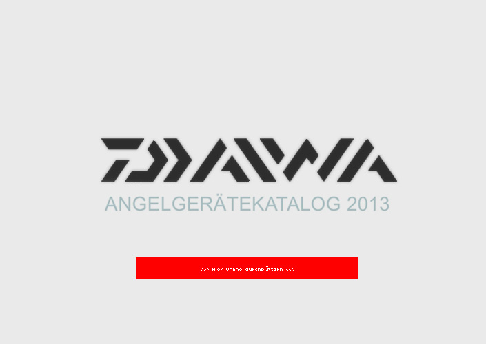 DAIWA Angelkatalog 2013 - Klick & Show