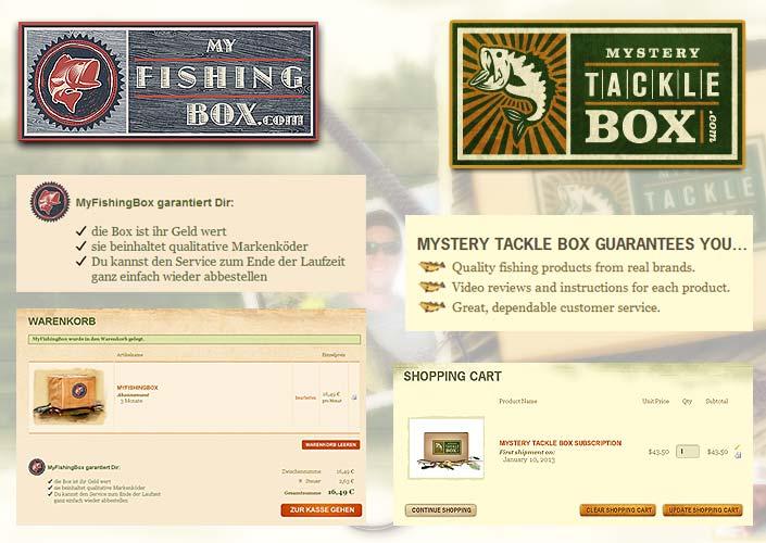 Mystery Tackle Box eq. My Fishing Box?