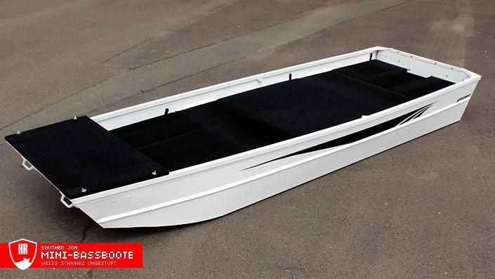 angelboote von souther jon mini bassboot aus aluminium. Black Bedroom Furniture Sets. Home Design Ideas