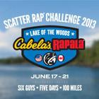 Rapala Scatter Rap Challenge 2013