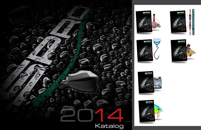 SPRO Katalog 2014