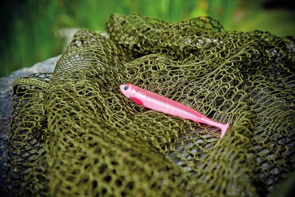 Zanderköder - Pinky Lieblingsköder für Zander in trübem Wasser mit viel Sonne von oben