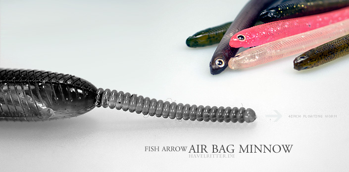 Fish Arrow Air Bag Minnow