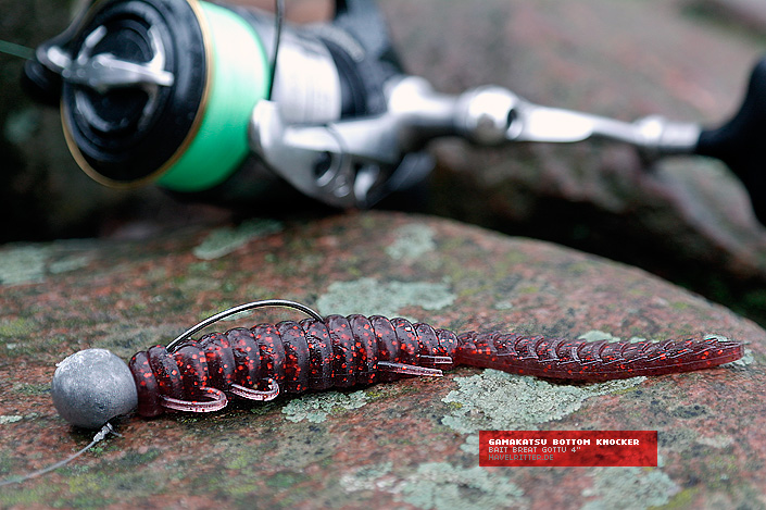Gamakatsu Bottom Knocker – Schwere Widegap Offset-Jigs