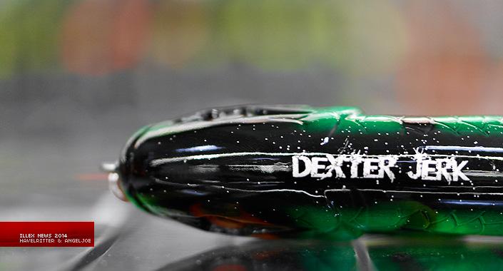 Illex Dexter Jerk 120 / 70