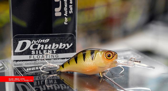Illex Diving Chubby 38 Silent