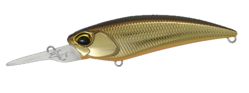 DUO Realis Shad 59MR - NP Black Gold