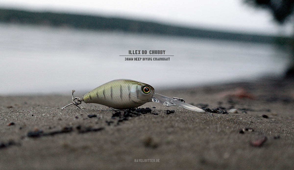 Illex Deep Diving Chubby 38