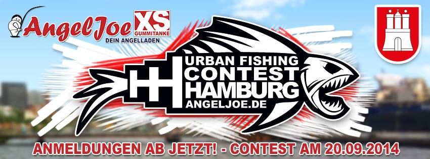 2.Urban Fishing Contest in Hamburg - by AngeljoeXS - Die Gummitanke