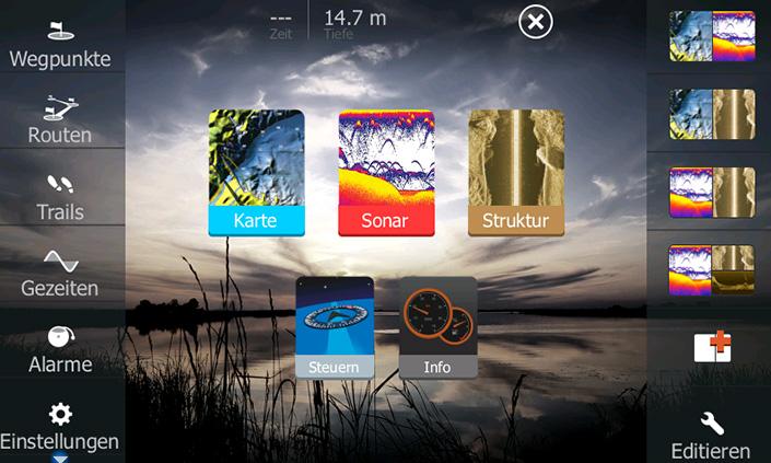 Lowrance HDS Update – Gen 2 Touch in neuem Look