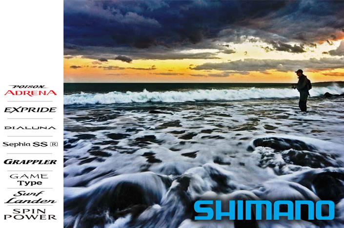 Shimano JDM Katalog 2015 / 2016