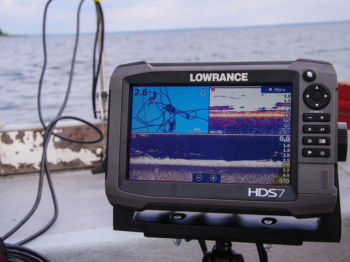 Das Lowrance HDS Gen3