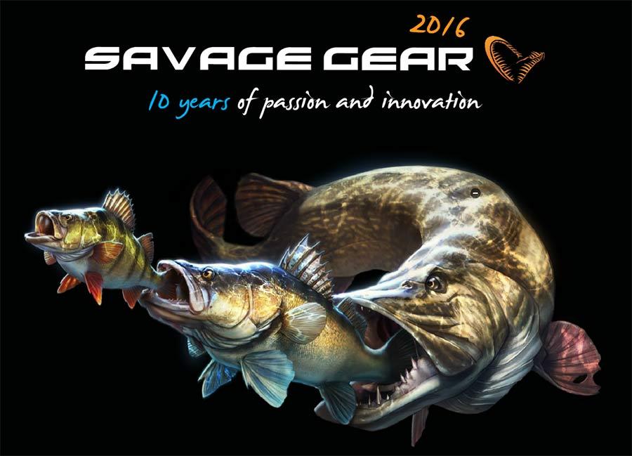 Savage Gear Katalog 2016 - Klick & Show