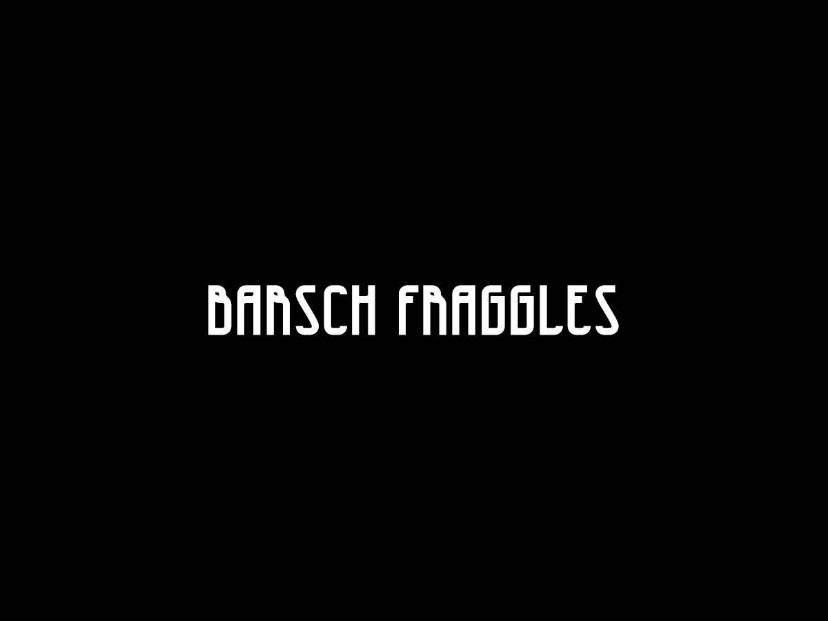 Barsch Fraggles Blog (DE)