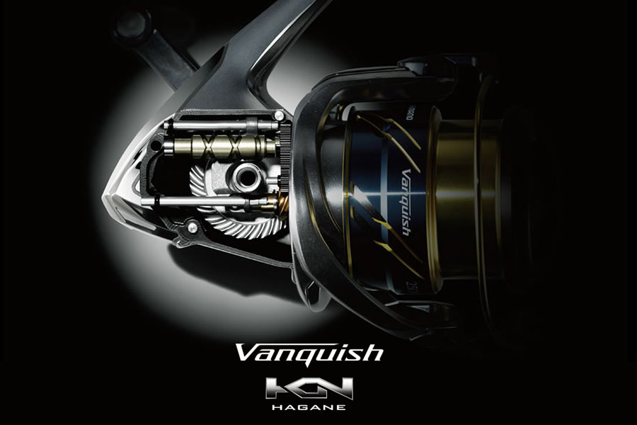 Shimano Vanquish 2016 Hagane