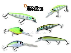 Bassday Mogul Wobbler – Die neuen Modelle im Überblick