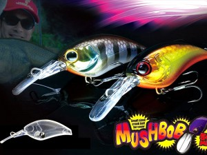 Jackall MushBob 50MR Crankbait