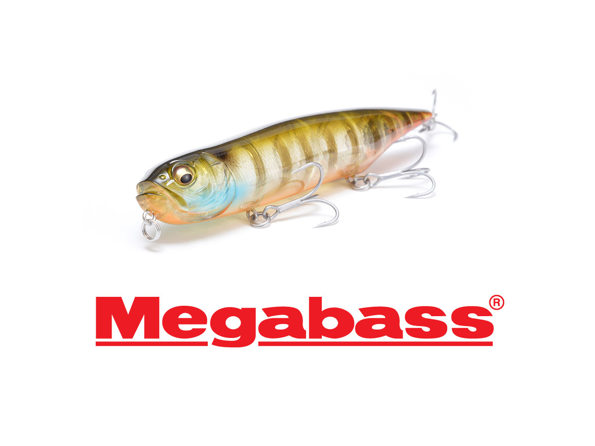 Megabass Dog-X Diamante - Topwater Stickbait / Wobbler