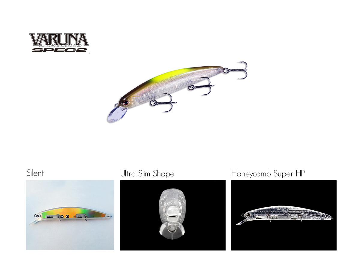 O.S.P. Asura Varuna Spec 2 110 SF Slow Floating Silent Jerkbait