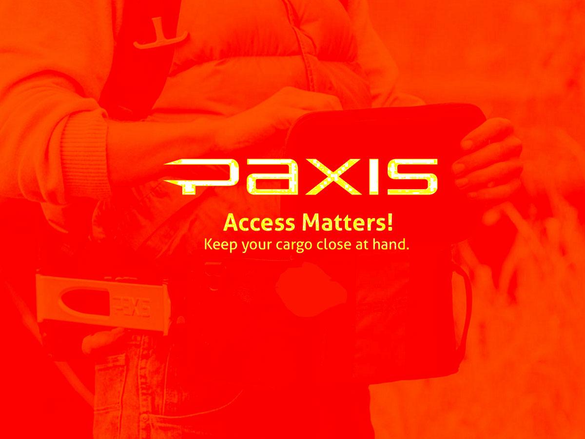 Paxis Backpack - Der clevere Angelrucksack