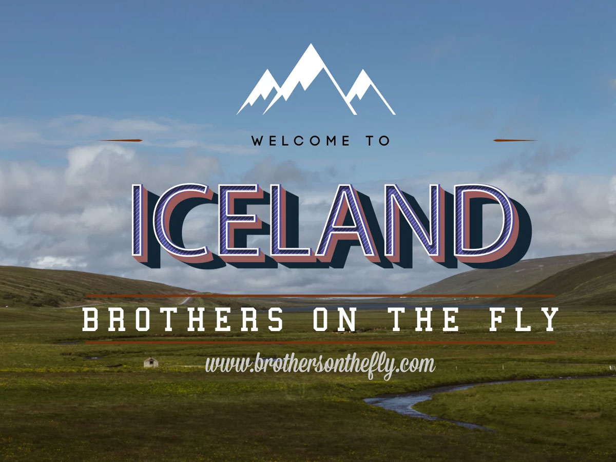 Welcome to Iceland - Kurzfilm vom RISE Festival in voller Länge!