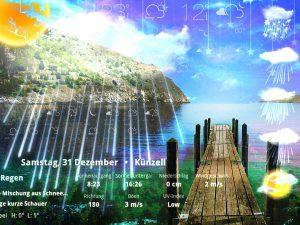 Die 5 besten Wetter Apps für Angler