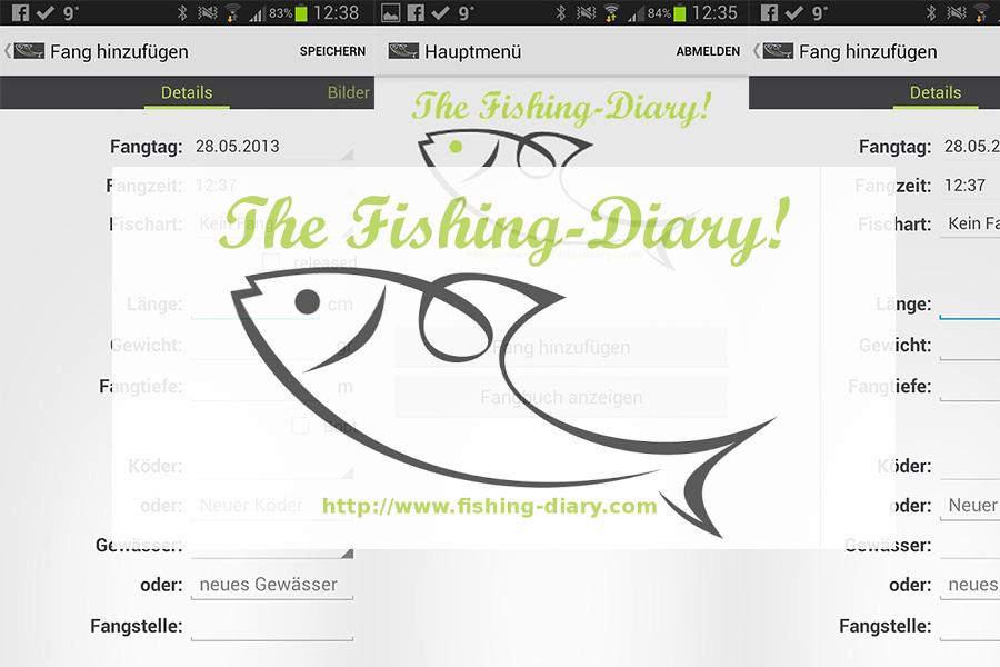 Daten sichern, die Fangbuch-App macht vermutlich dicht!